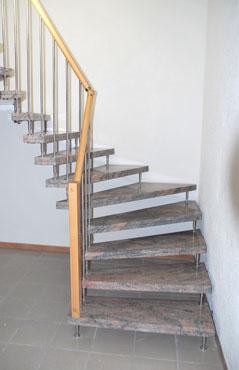 Steintreppen - Schneider-Treppen